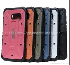 Samsung Galaxy S6 Edge Plus Urban Armor Gear UAG Rugged Hard Case-factory offer  (Hot Product - 1*)