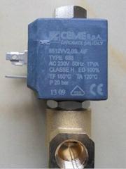 CEME電磁閥意大利6610VN4,0S37BIF