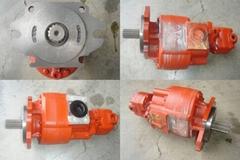 订制KYB齿轮油泵KFP5190-KP1013CBH装载泵