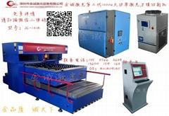 1000W木板激光刀模切割机