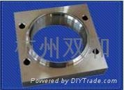 DBP GB SQUARE FLANGES  Carbon Steel 40#  Stainless Steel 304