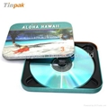 rectangular CD tin cases suppliers 2