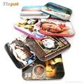 rectangular CD tin cases suppliers 5