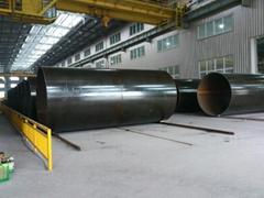 API ASME  LSAW steel pipe