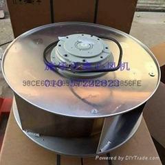 變頻櫃離心風機RH56M-4DK.6K.1R