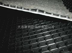 plastic laminated drainage sheet production line