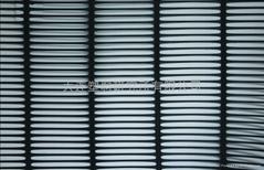 單拉土工格柵生產線
