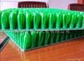 Artificial grass mats production line