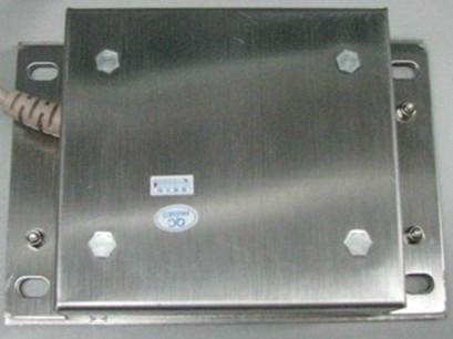 防水加密金属键盘 3