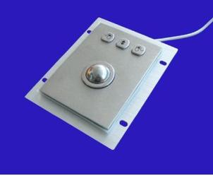 金属轨迹球鼠标 1