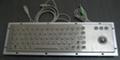 轨迹球金属键盘 2