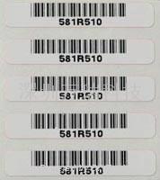 耐高溫標籤材料XF-581