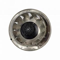 AC離心風扇R4E355-AK05-12 FFU空氣淨化風機