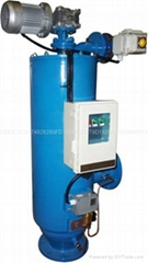 電動刷式全自動清洗過濾器