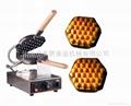 110V electric egg waffle maker/ waffle
