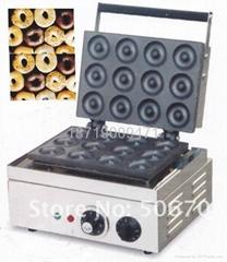 电热甜圈机/甜圈饼机