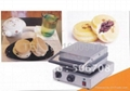 electric layer cake machine/ red cake grill