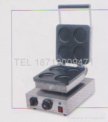 電熱夾心紅豆餅機 2