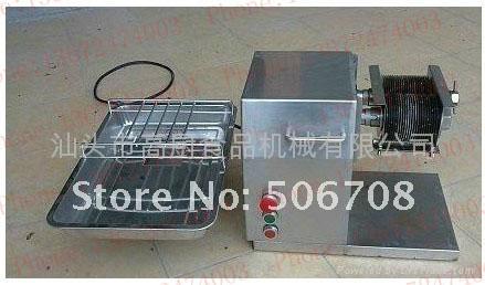 熱銷110V/220V 臺式電動切肉機切片機 1