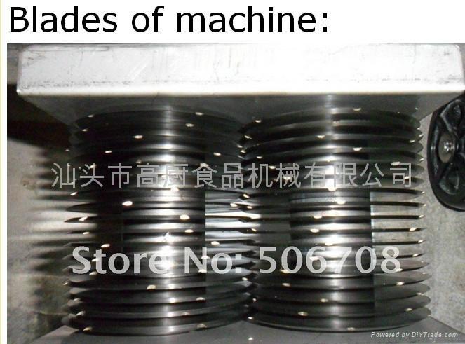 熱銷110V/220V 臺式電動切肉機切片機 3