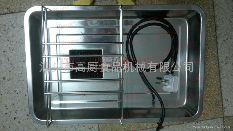 熱銷110V/220V 臺式電動切肉機切片機 4