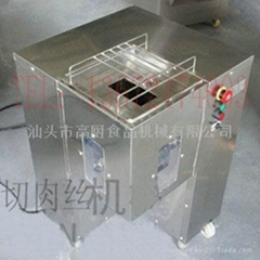 Multi-function Fresh Meat Strip Cutter, meat slicer, meat dicer machine