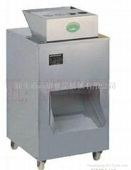QJ vertical type meat cutting machine 1000KG/HR/shredded kelp cutter