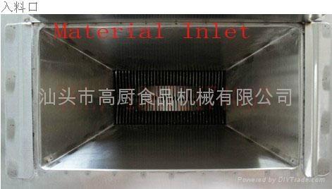 大型切肉片機/1000KG/HR 4
