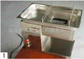 QH desktop type of meat cutting machine. 500KG/HR meat chopper , large-tonnage