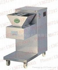 QW 牛肉切丝机/肉类加工机械