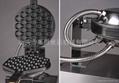 220v NEW  design egg waffle pan/ waffle baker