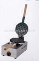 Gas type egg waffle maker with recipe. waffle machine, hongkong QQ eggette