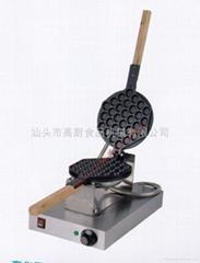 豪華蛋仔機帶自動保溫功能