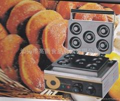 5格电热甜甜圈机/波提机/油炸面包机