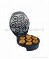 electric 7 pcs donut maker/ cake oven/
