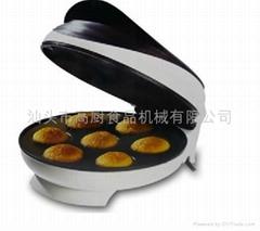 正品家用自动蛋糕机甜甜圈电饼铛
