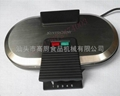 double-end of electric waffle pan/ waffle oven/ cake baker 2