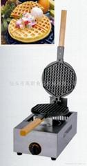 商用燃氣華夫爐;松餅機 華夫餅機,小食烤餅爐 格仔餅機 華夫餅