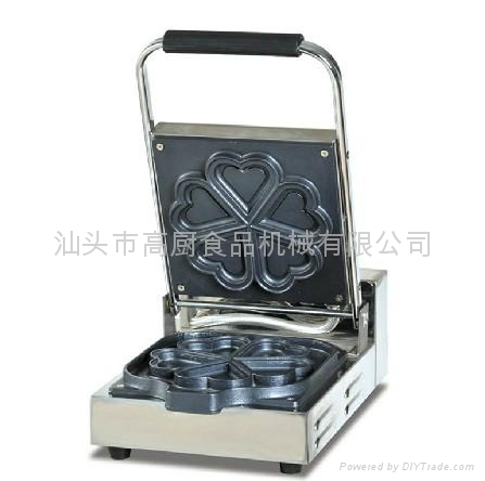 Commercial Heart waffle maker/ waffle toaster/ waffle maker machine/ 1