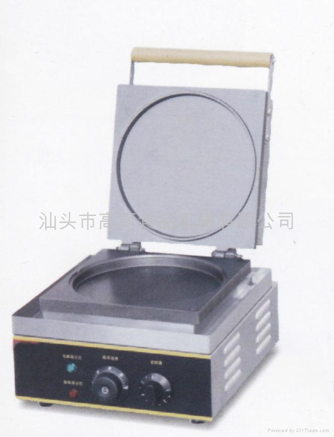 Electric Donut maker, waffle machine, crepes making machine/ / Crepe maker 1