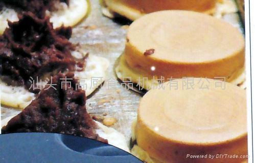 商用12孔电红豆饼红豆饼机 日本大判烧 红豆饼炉 送配方 2