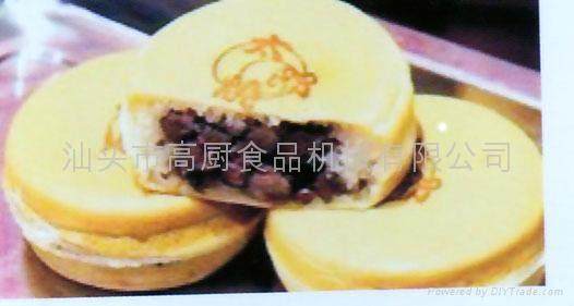 16孔台湾烹冠红豆饼机/车轮饼机 不粘锅 多饼模 2