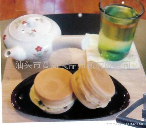 五格红豆饼,台湾车轮饼炉 不粘红豆饼机 2