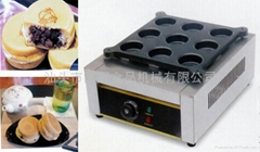 9 hole electric bean cake grill, , Layer cake maker/ Breakfast bread
