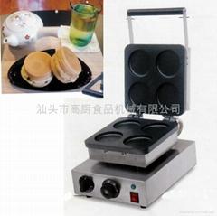 商用电热红豆饼机/红豆饼机/不粘红豆饼/台湾车轮饼/日式大判烧