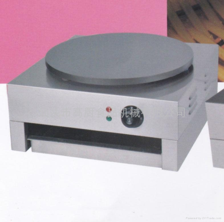 electric crepe maker for one plate , wafers maker, pancakes maker 1