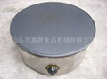 Round type Gas crepe machine/ French