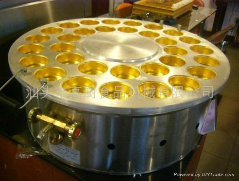 32 round gas cake baker | bean cake baker maker 2