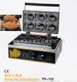 直销特价商用电热台湾小鱼饼、鱼