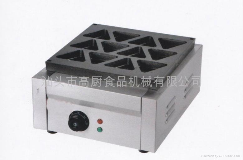 16 hole Electric reb bean cake machine/ waffle maker/sandwich maker  1
